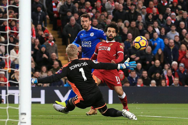 Salah's scoring form has been sensational