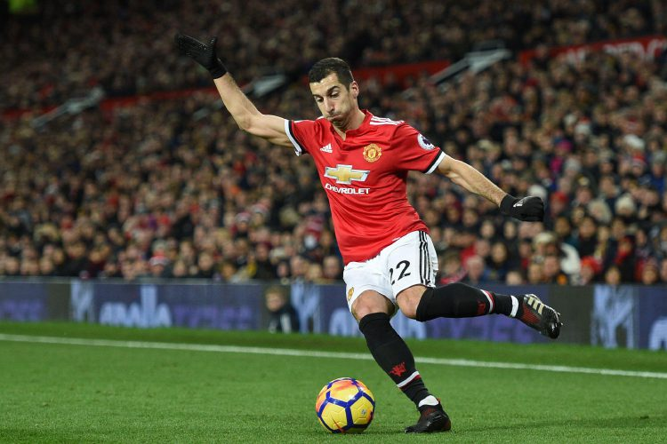 Contrary to common belief this is actual proof Mkhitaryan does have a left foot
