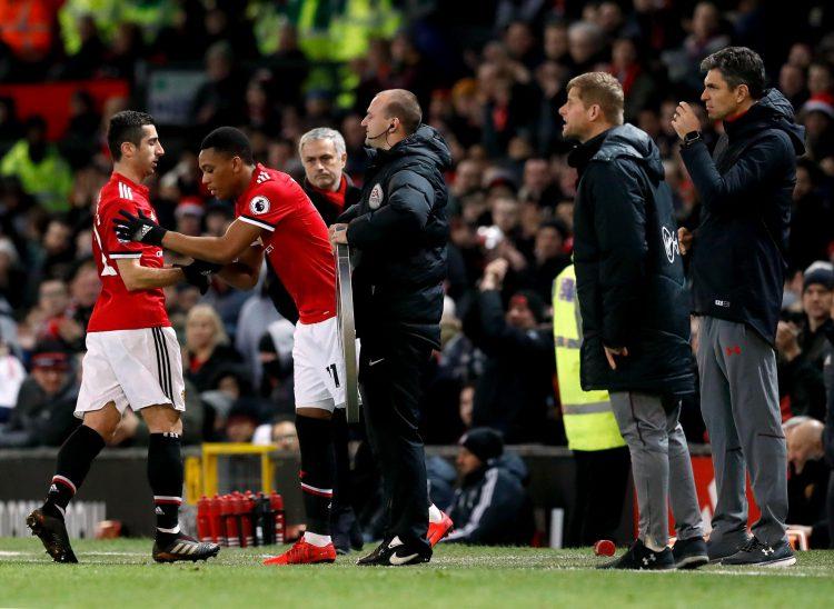 Jose was not happy