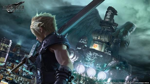 The new Final Fantasy VII should be arriving next year