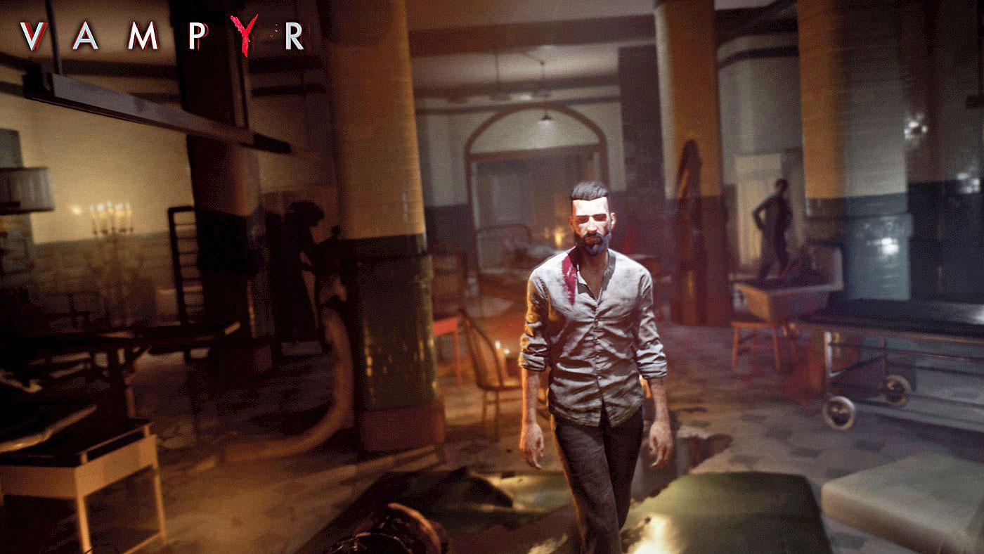 Vampyr is being developed by Dontnod, the team behind the critically-acclaimed Life is Strange