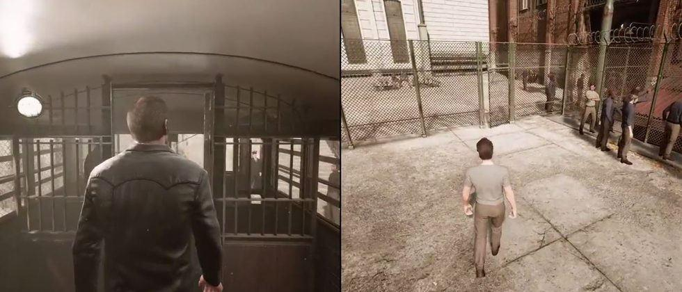 A Way Out can be played via split screen, which will prove hugely popular