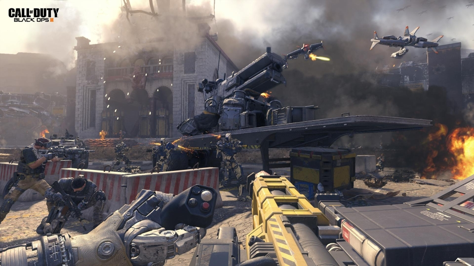 Treyarch put a lot of effort into multiplayer at the expense of single-player in BLOPS 3