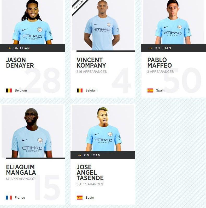Man City's graphic design game is more Sunday League than Premier League