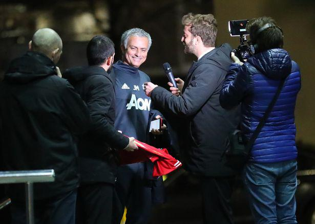 Smile, Jose!
