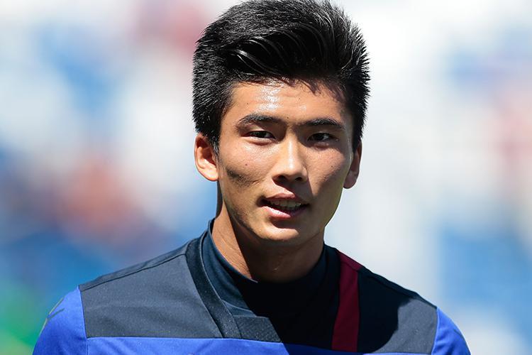 Name a better North Korean footballer… we'll wait