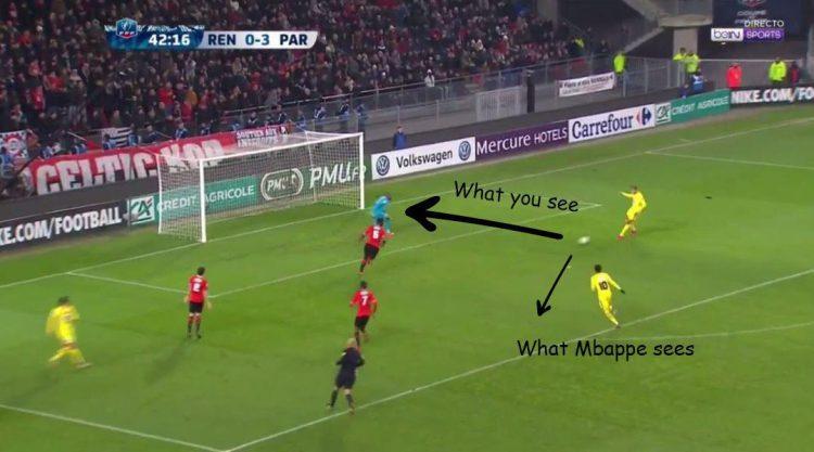 Mbappe logic