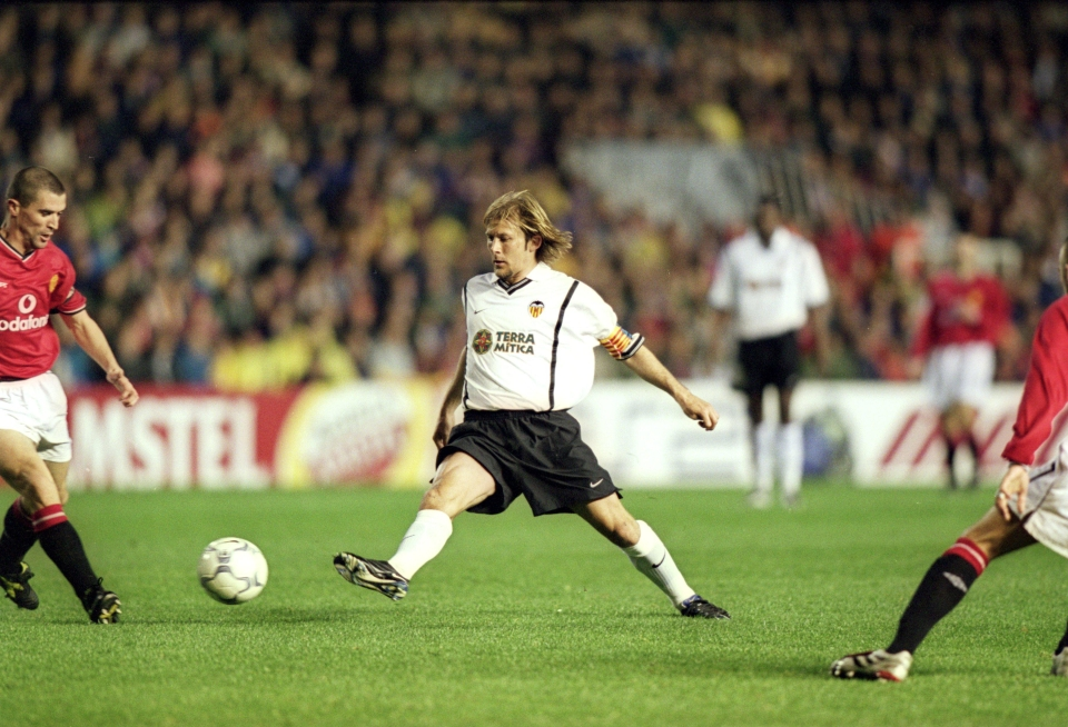 Mendieta can be immensely proud of hislegacy in Valencia