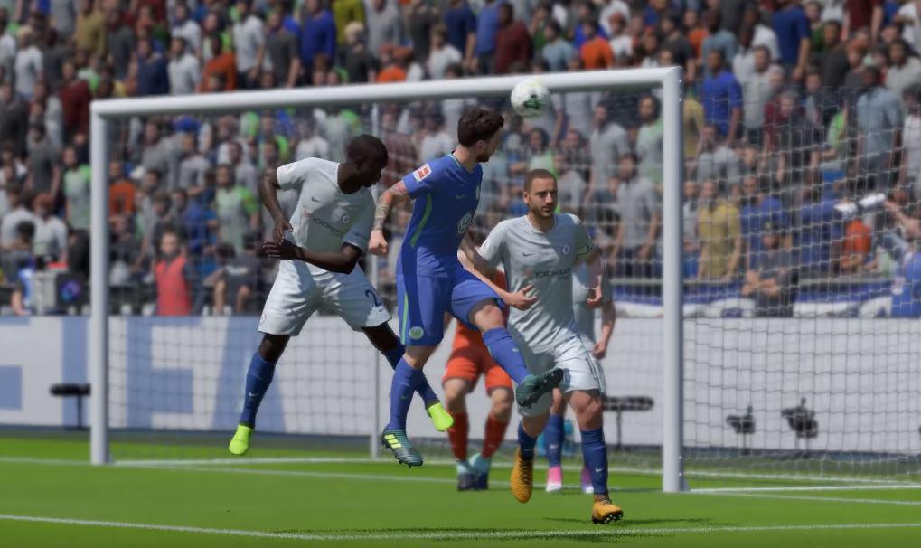 Pull the move off correctly and you'll be able to score headers with Leo Messi