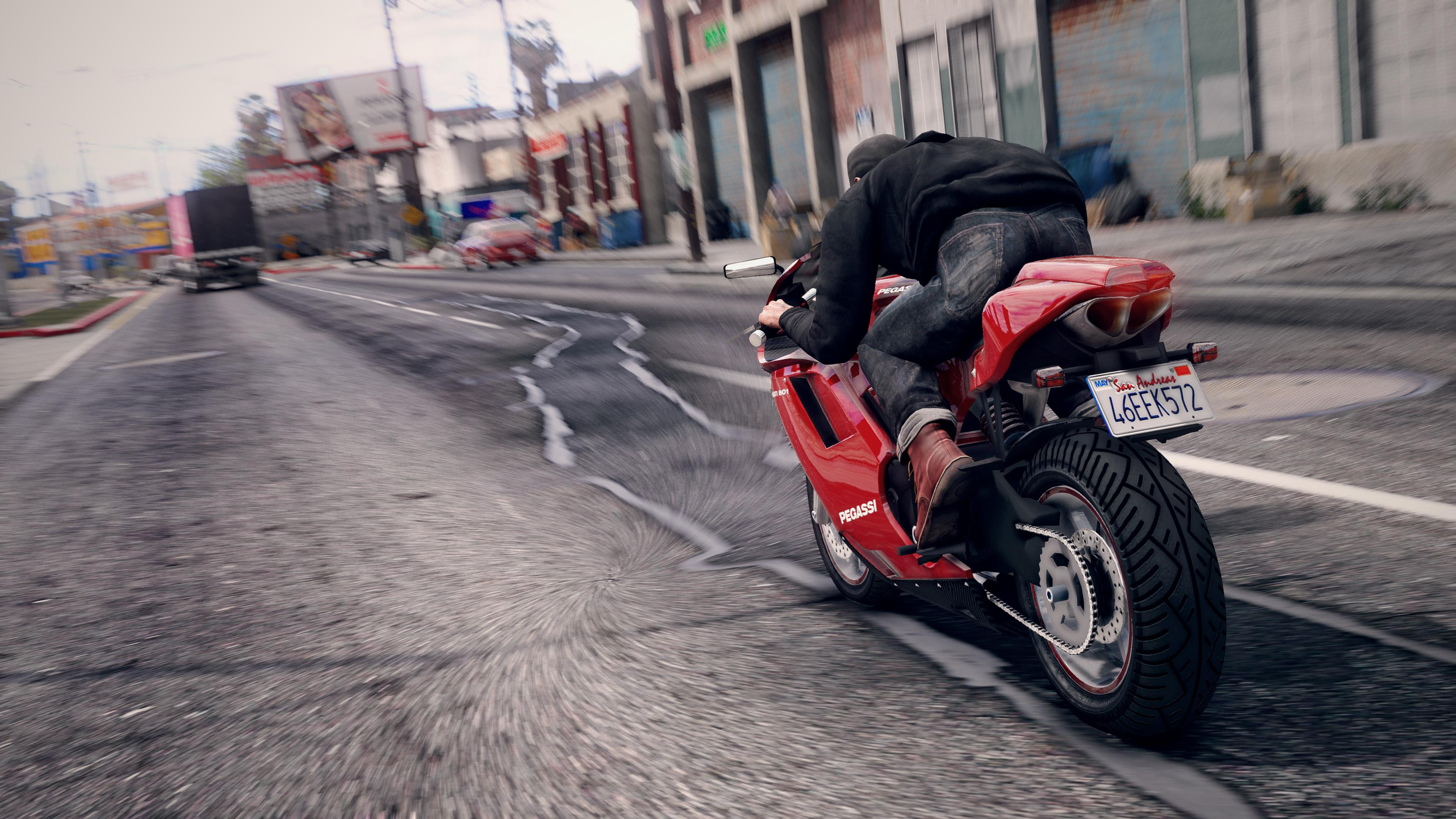 GTA V has been heavily modded by the community – which gives you some clue as to how much the engine can be modified