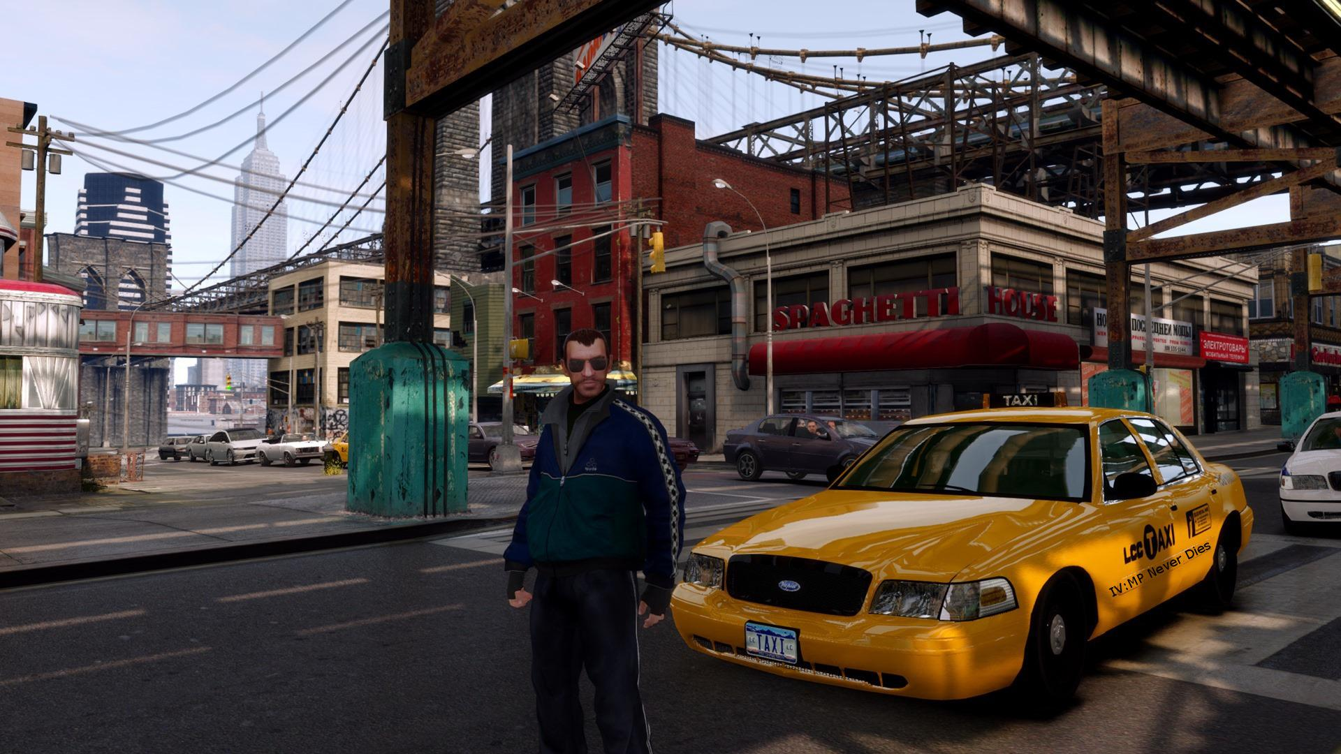 Modders have managed to make GTA IV look far better than when it arrived 10 years ago