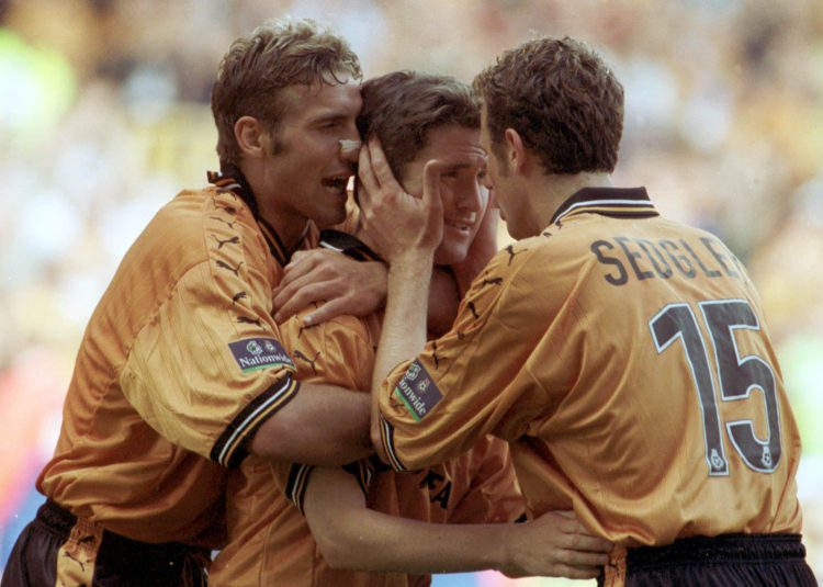 Thankfully Wolves' kit has improved over the years