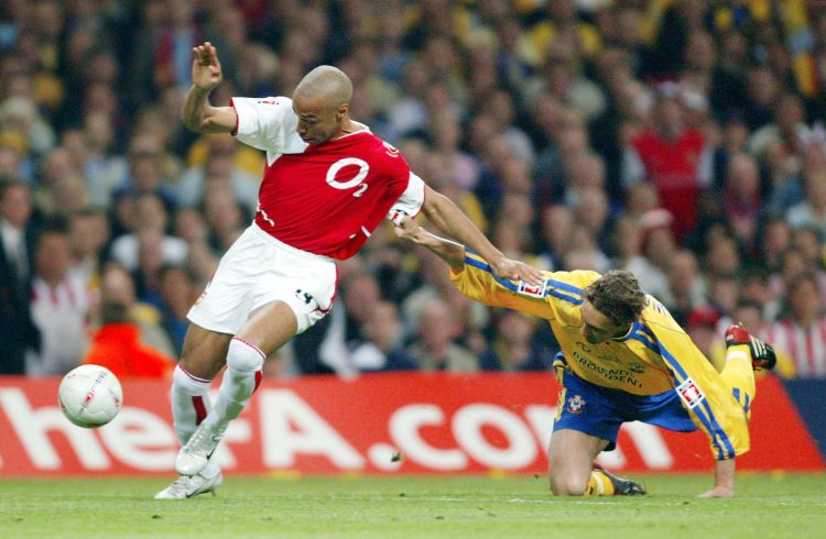 Two great Premier League goalscorers