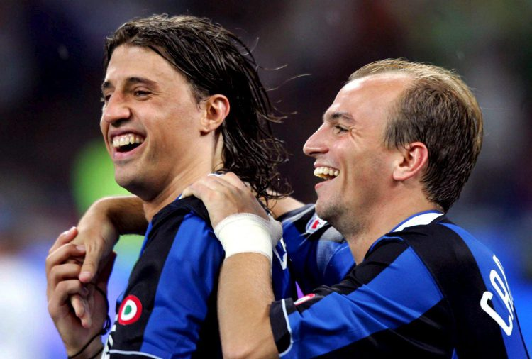 There was a strong Argentinian connection at Inter in 2006