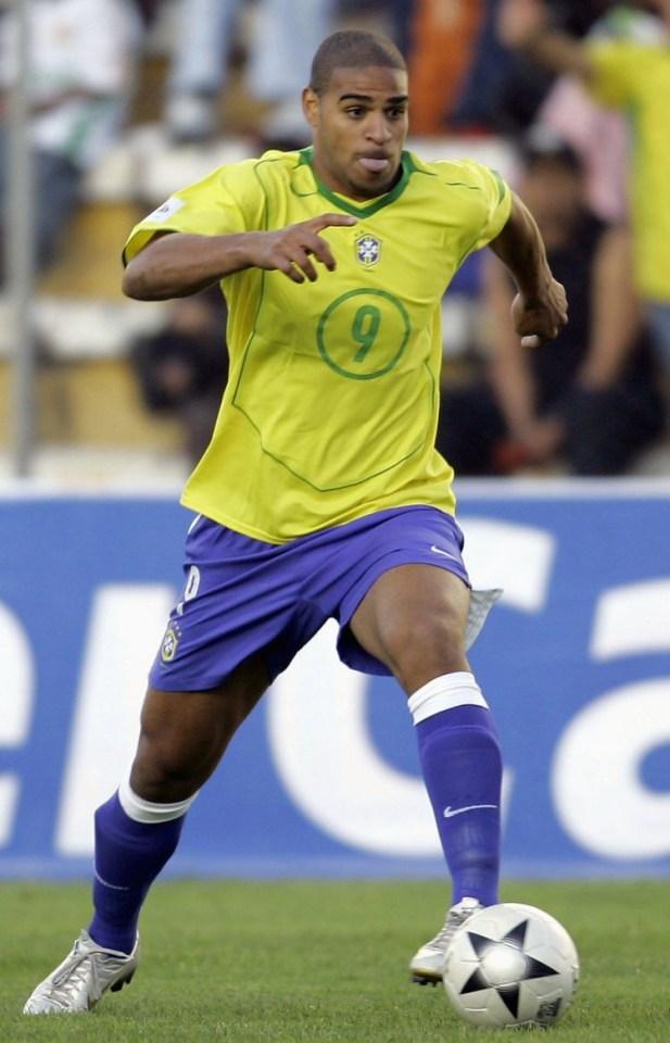 Brazil's 'last great no.9'