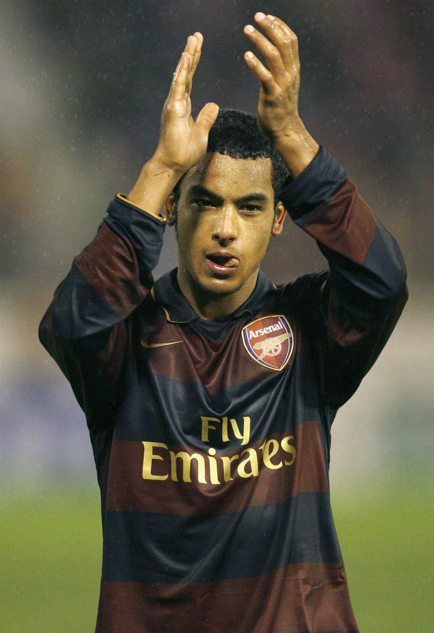 Walcott never asked for the hype, he just wanted to play football