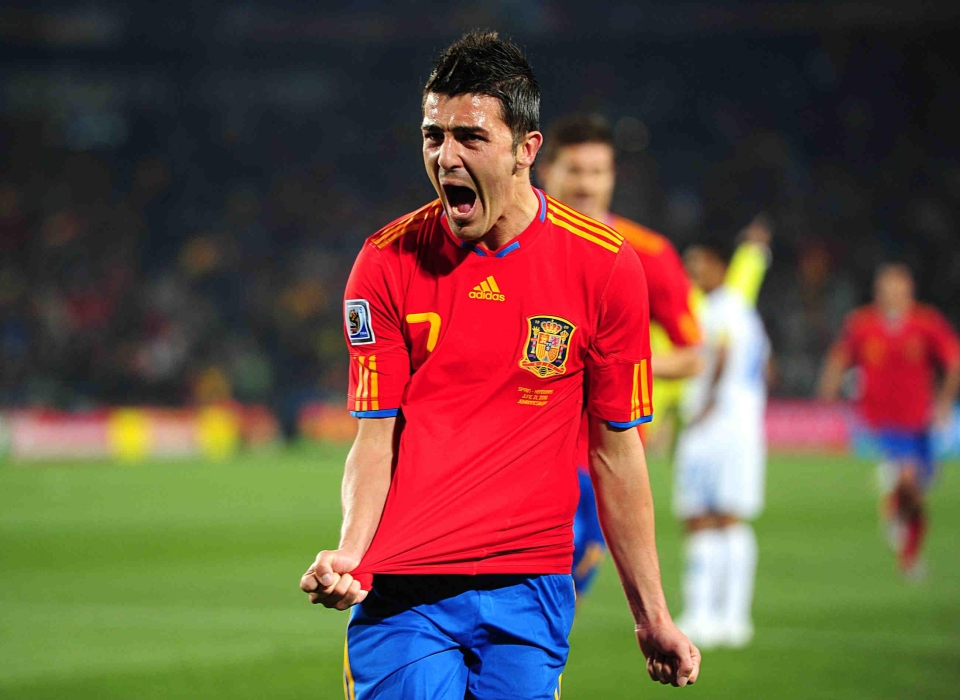 He remains Spain's all-time top goalscorer