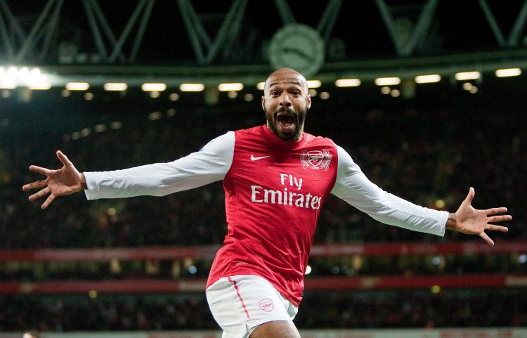 The return of King Thierry