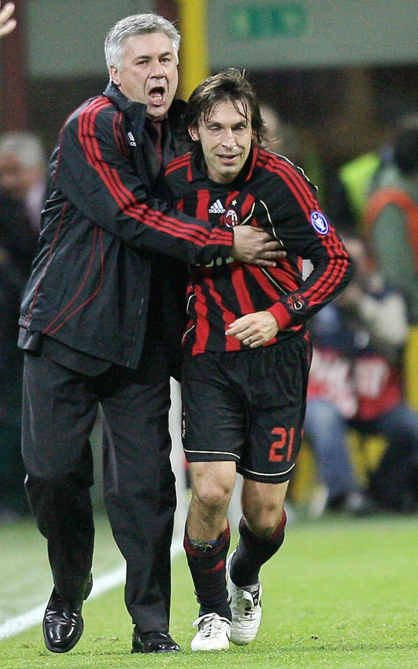 The midfielder wanted to stay loyal to Milan