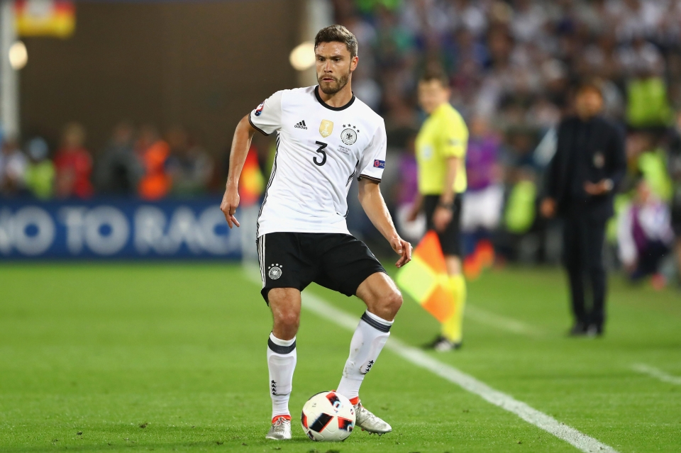 A German international for €10m? Yes please…
