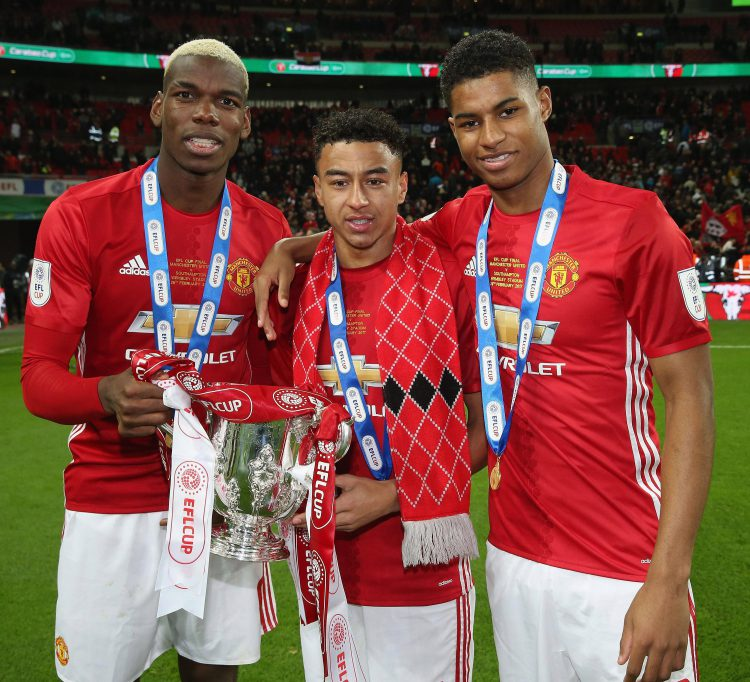Are these three United's three best players?