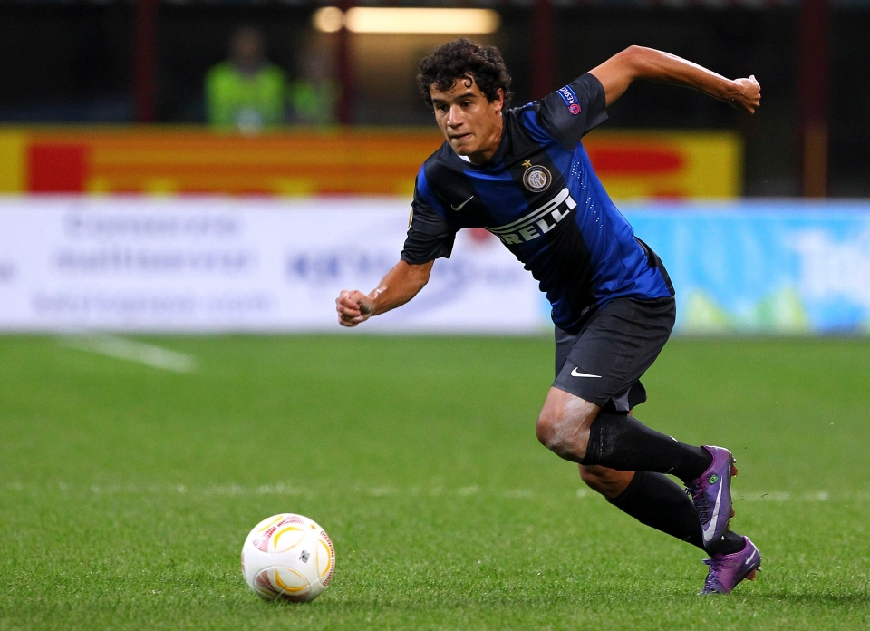 Madrid missed out on Coutinho – and a week later, he joined Inter Milan