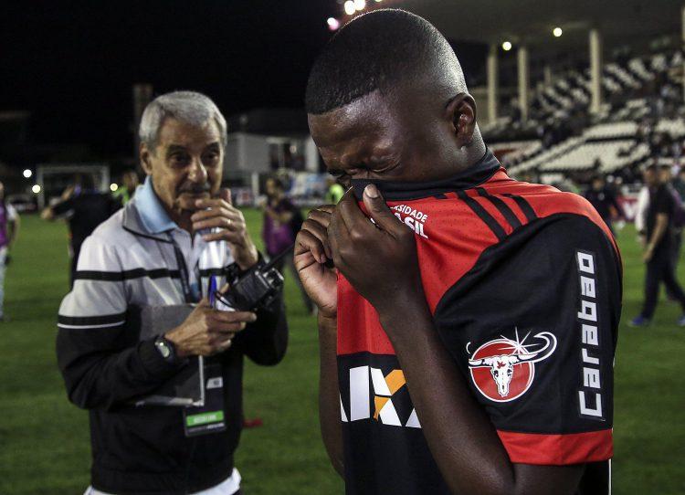 Cheer up son, you're a genius of a footballer