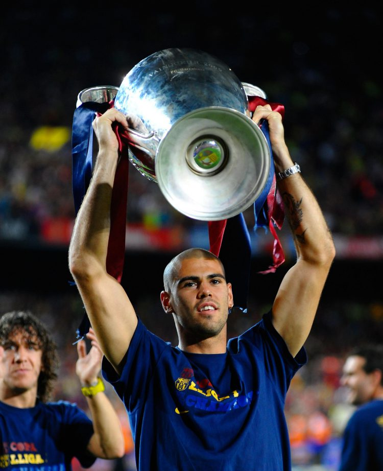 A serial winner at Barcelona