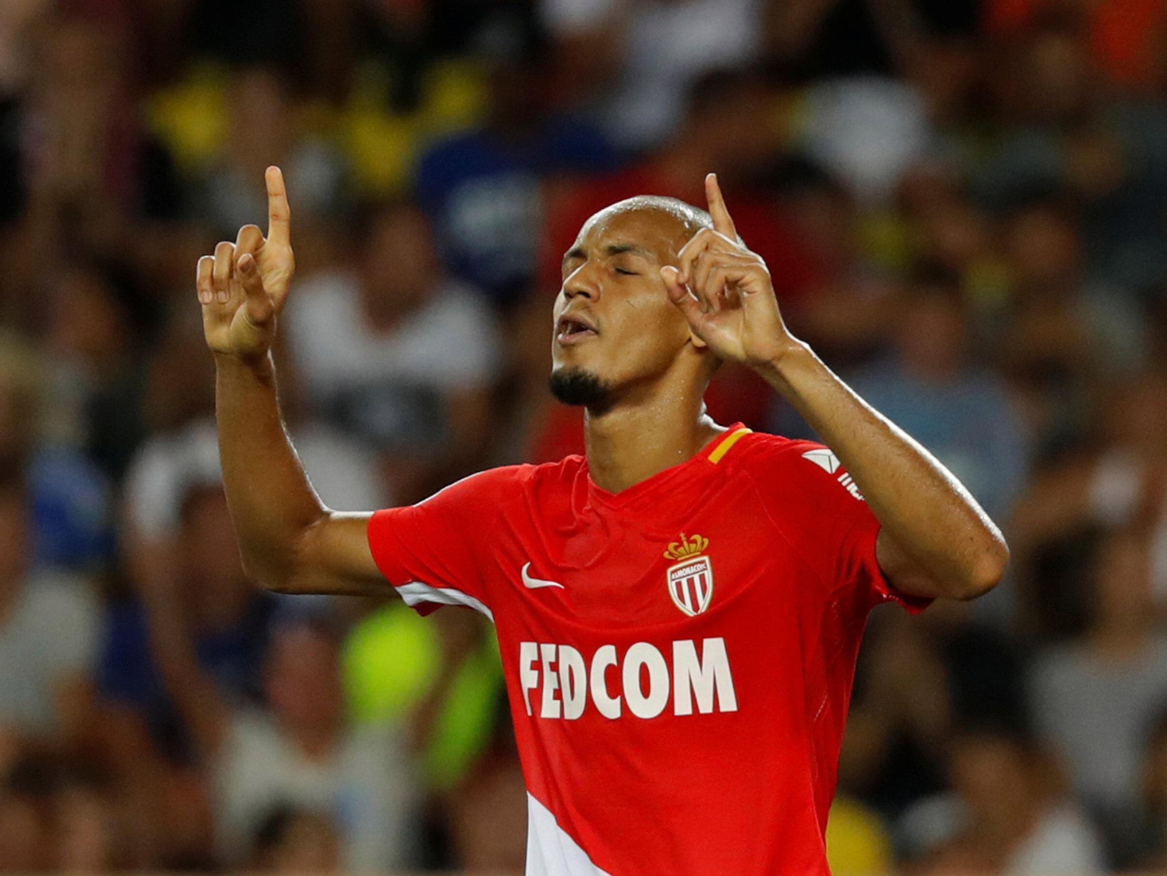 Mourinho is a long-term admirer of versatile Monaco star Fabinho