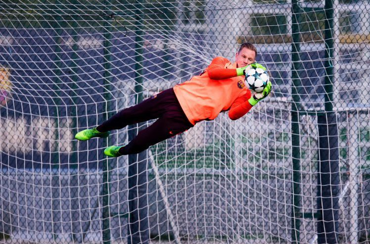 The floor is conceding one goal every two games