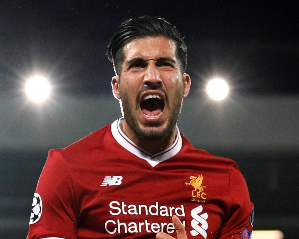 Emre Can has vowed to give his all for Liverpool until the summer