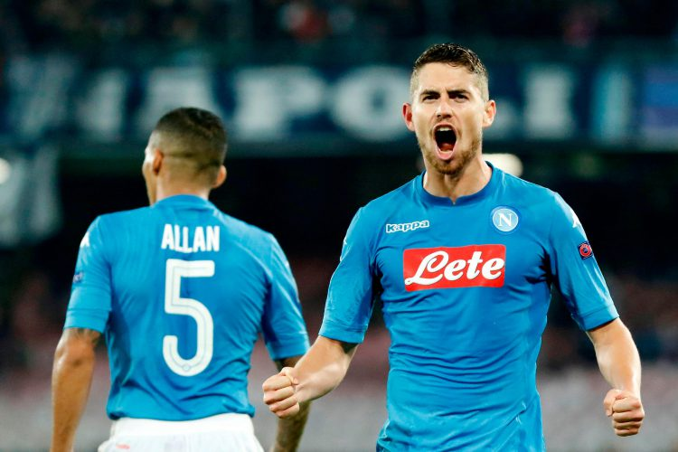 Jorginho is a wanted man
