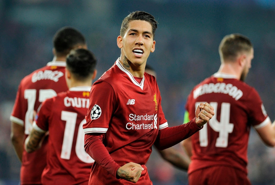 Firmino is the centre piece of Klopp's system