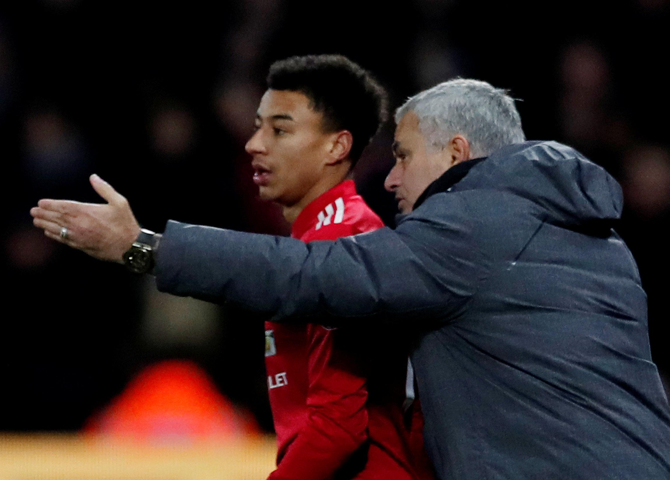 Imagine what people would be saying about Guardiola if a City player had improved like Lingard