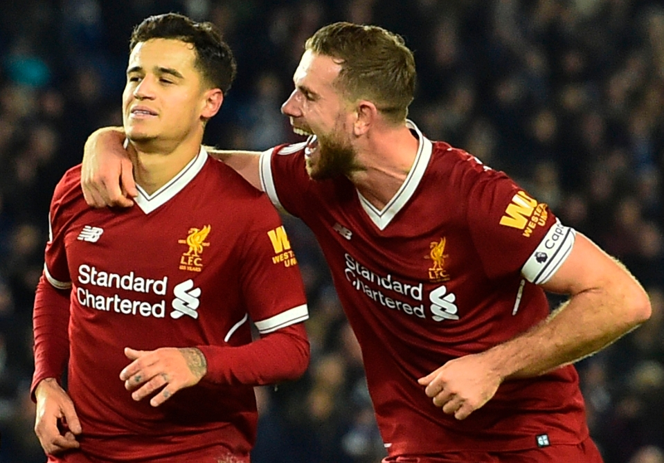 Barcelona are probably not as keen on Henderson