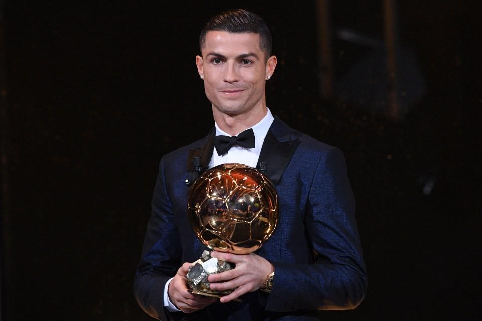 Florentino Perez claimed Neymar could emulate Cristiano Ronaldo with Ballon d'Or win