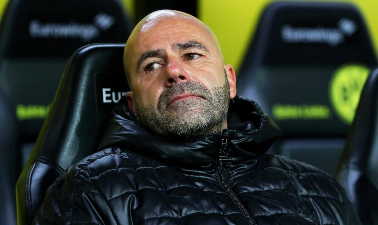 Bosz did not enjoy his time in the Bundesliga