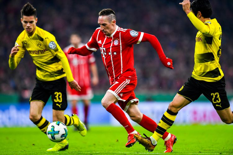 Ribery is still at Bayern but his chance to win the Ballon d'Or has certainly passed
