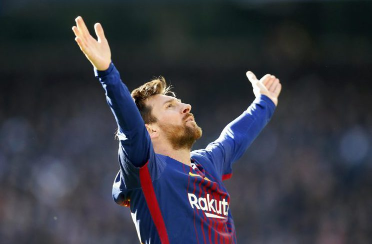 Barcelona comfortably beat Real last month