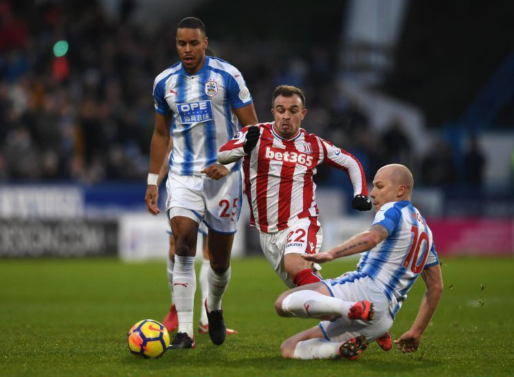 He who must not be named (Aaron Mooy) can also tackle