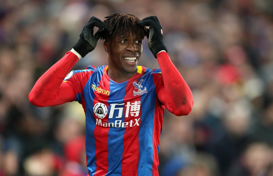 Wilf has been embarrassing defenders for some time