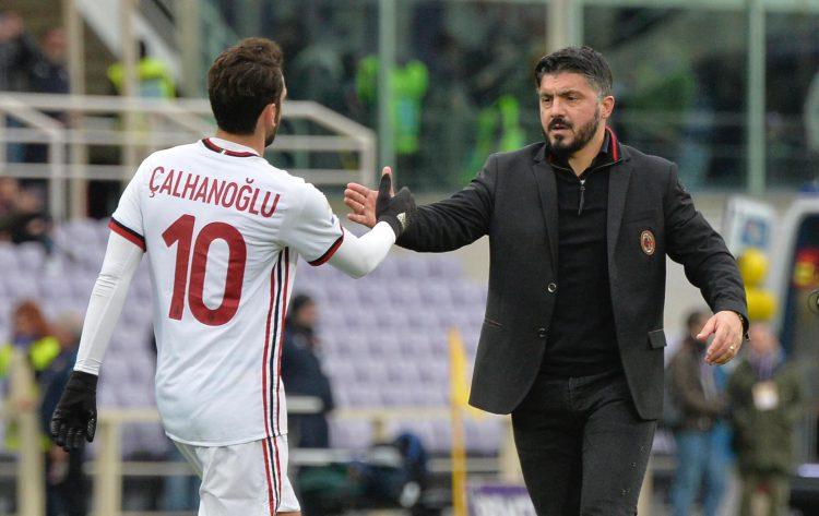 A legendary midfielder and Gennaro Gattuso
