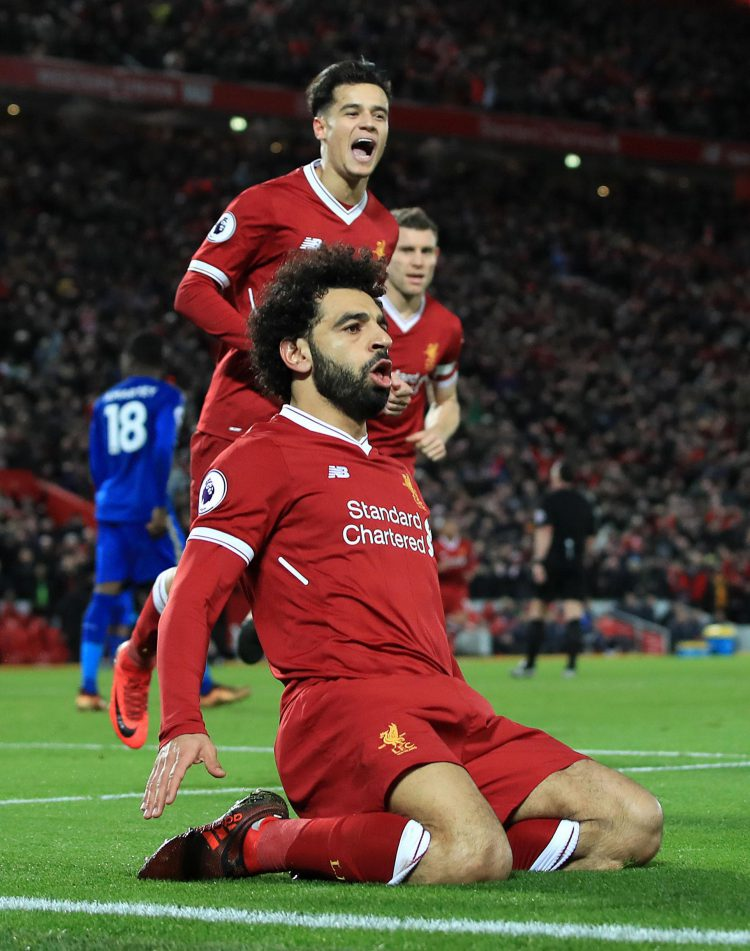 Mo Salah must be transfer of the year