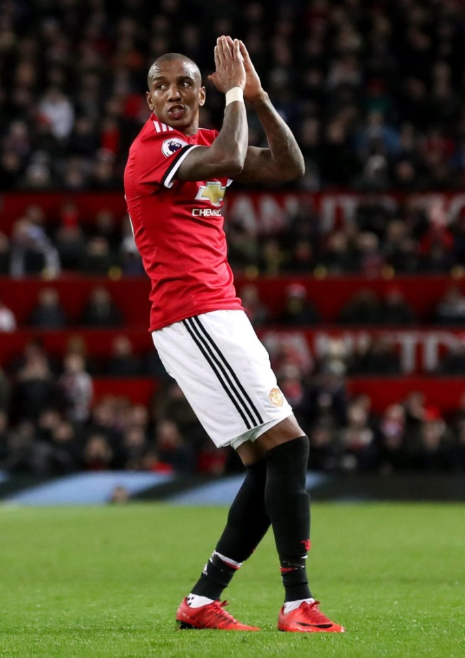 ashley young - photo #32