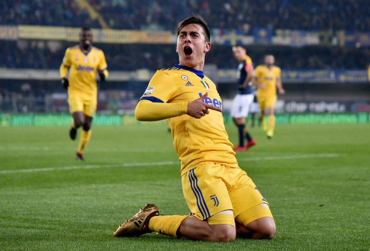 14 goals in 18 Serie A matches