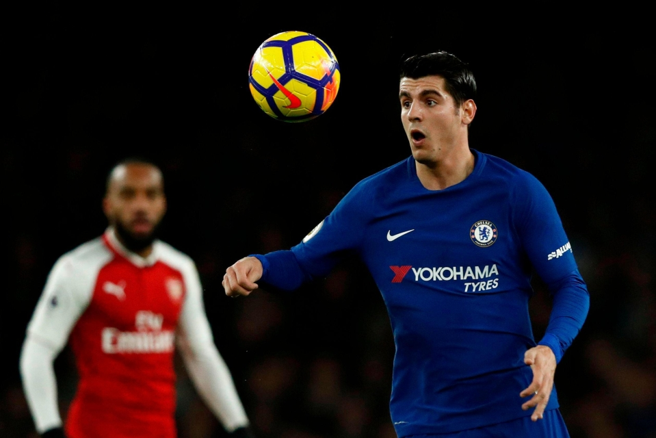 Morata's form has dipped drastically in recent weeks
