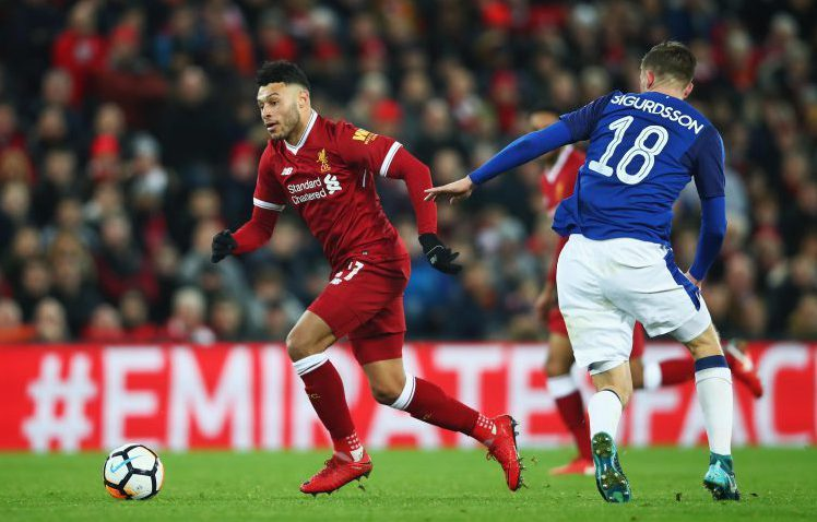 Oxlade-Chamberlain has grown as a player since his move to Liverpool