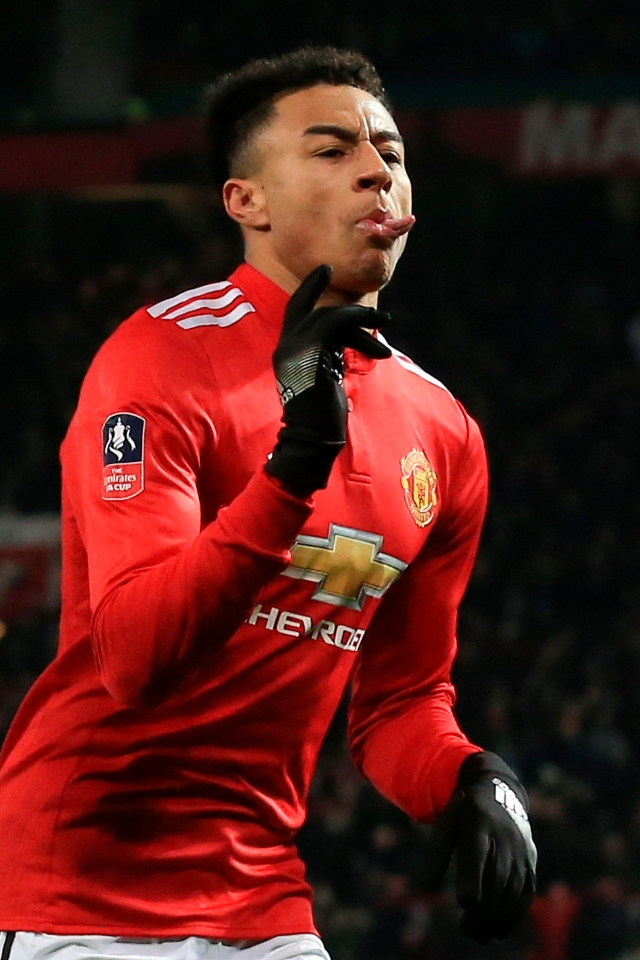 Lingard's impressive form in recent times has only confused me further
