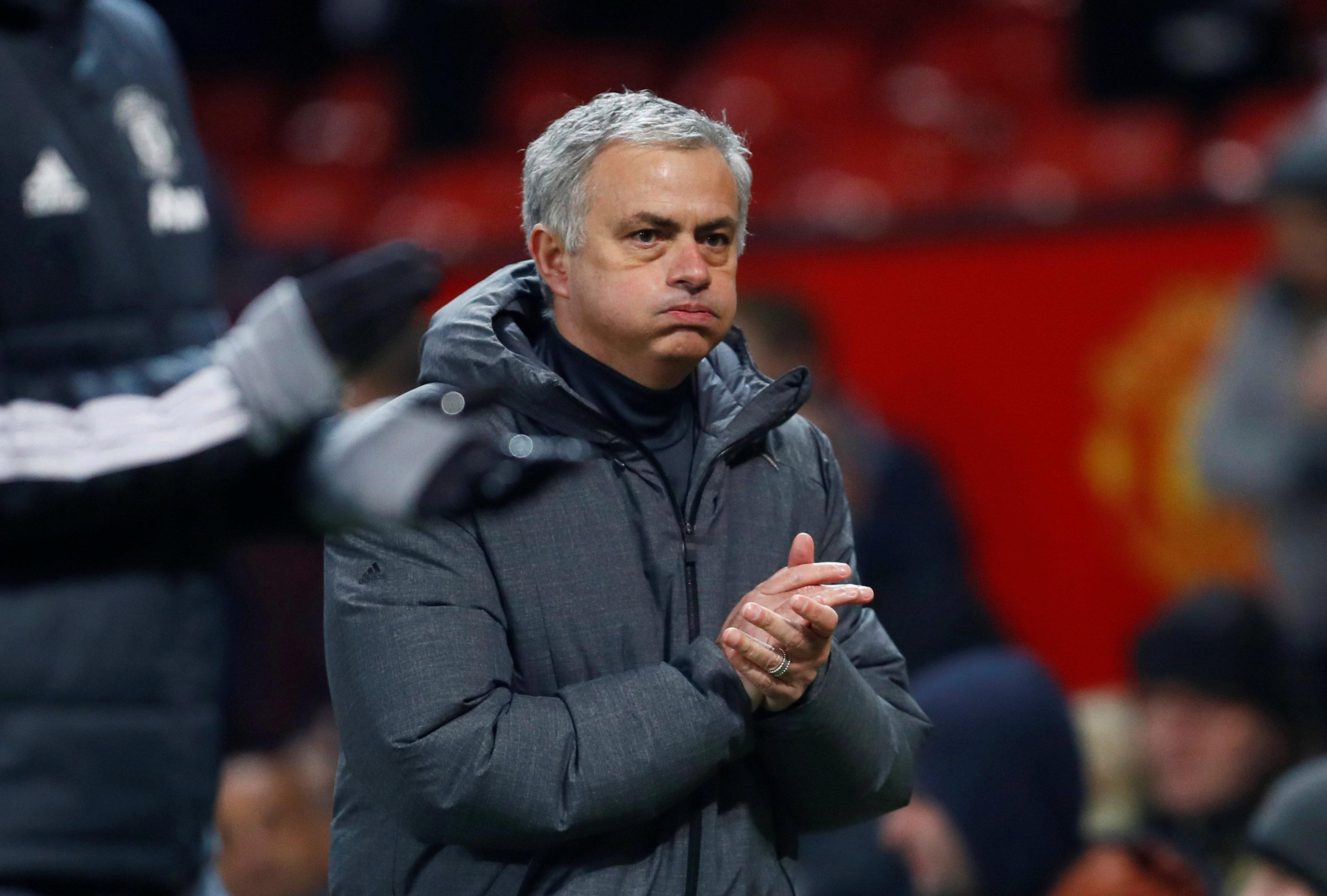 Jose Mourinho is on the verge of first January signing