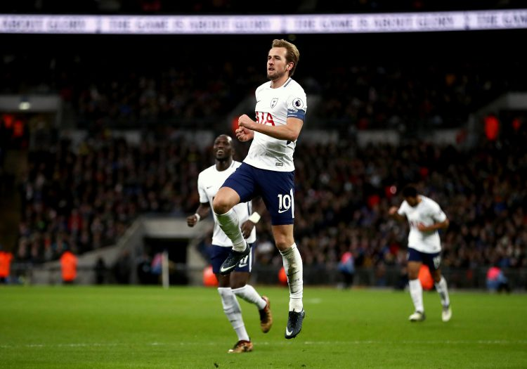 Will we ever get bored of seeing Harry Kane celebrate?